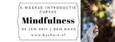 4-weekse mindfulness introductiecursus