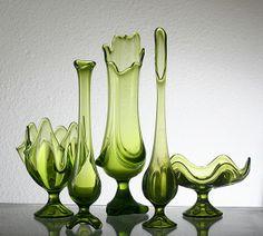 Avocado Glass