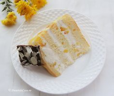 Tort cu ananas Deserts, Dairy, Sweets, Bread, Cheese, Gummi Candy, Candy, Brot, Postres
