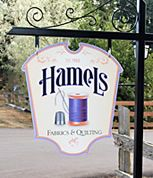 Hamels Fabric & Quilting Shop - A quaint shop located in the country surrounded by the beauty of the Fraser Valley. Canadian Quilts, Cute Store, Sewing Hacks, Sewing Tips, Shop Around, Store Signs, Fabric Shop, Textile Artists, Fabric Online