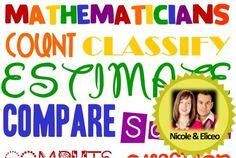 "Collaborative ""Pinspiration"" for PK-2nd grade math!"