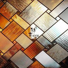 #stainedglass #osaka #大阪 #大阪ステーションシティ #kyk