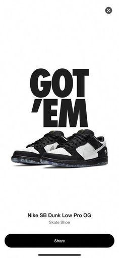 """separation shoes 1344d 3b536 Nike SB Dunk Low Pro """"Panda Pigeon"""" Size 11 100% Authentic DS"""