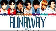 Exo Music, Running Away, Coding, Youtube, Movie Posters, Color, Film Poster, Colour