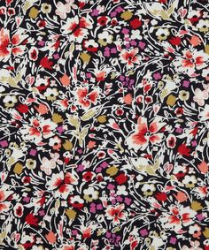 Ciara A Tana Lawn, Liberty Art Fabrics. Shop more from the Liberty Art Fabrics collection at Liberty.co.uk