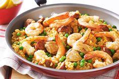 Simple & Tasty Paella Recipe | Recipes & Drinks - BabaMail