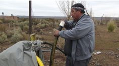 Mapuche community in Argentina fights fracking site