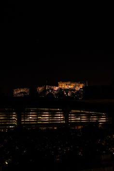 The lights of Acropole, Athens, Greece Athens Greece, Lights, Concert, Movies, Movie Posters, Photography, Art, Acropolis, Art Background
