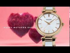 Pulsar watches wish all of you a happy mother's day. #pulsar_watches #pulsarwatches #womenwatch #enjoylife #love #followme #like4like #tagforlike #instagood #instamood #instalike Model: PH8196X1