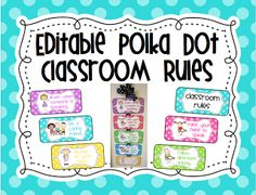 Freebies   Editable Rules {FINALLY!}