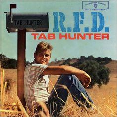 Queer Music Heritage -- The Blog: Tab Hunter: Okay singer, DAMN good looking