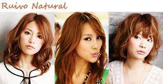 Cabelos coloridos - Orientais
