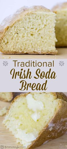 Irish Soda Bread is a hearty, delicious addition to the dinner table that is quick and easy to make. Here is how to make a traditional Irish Soda Bread. Traditional Irish Soda Bread - Irish Soda Bread - Traditional Irish Soda Bread Recipe and History Irish Desserts, Irish Recipes, Irish Soda Bread Recipes, Easy Soda Bread Recipe, Traditional Irish Soda Bread, Baking Stone, Cloud Bread, Irish Traditions, Keto Cookies