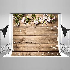 7x5ft Kate Valentine's Day Background Photography Pink Wh...
