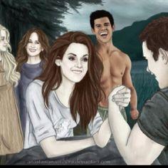 Twilight fan art