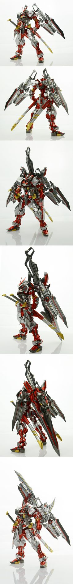 Gundam Astray Red Frame Custom | MG 1:100 scale