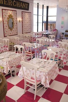 crown and crumpet tea stop cafe san francisco - Google Search