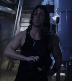 Christian Kane!!!!! Is there any need to even write anything it's Christian Kane!!!!!!!