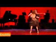 Jennifer Lopez and Richard Gere...HOT!!  Sensual tango - La Cumparsita