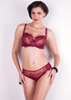 Aurora A922 in Claret by Samanta