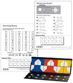 1000+ images about VersaTiles on Pinterest | Math Practices, Math ...