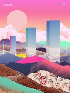 Magdiel Lopez collage