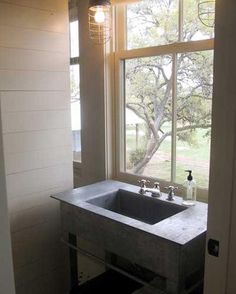 window over bathroom sink trough sink sinks for bathroom and sinks on 21671