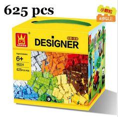 $22.03 (Buy here: https://alitems.com/g/1e8d114494ebda23ff8b16525dc3e8/?i=5&ulp=https%3A%2F%2Fwww.aliexpress.com%2Fitem%2F625-Pcs-Building-Blocks-City-DIY-Creative-Bricks-Toys-For-Child-Educational-Wange-Building-Block-Bricks%2F32709358713.html ) 625 Pcs Building Blocks City DIY Creative Bricks Toys For Child Educational Wange Building Block Bricks Compatible  for just $22.03