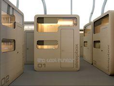 カプセルホテルの未来系 « 108 STONES