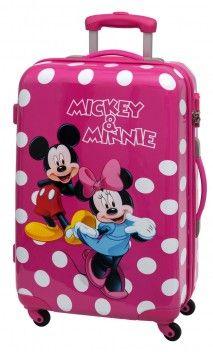 6fac55b59 Maletas Minnie baratas -Maletas Infantiles Maletas Disney, Maleta De Viaje,  Bolsas, Envio