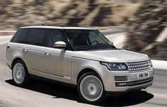 Range Rover. Modelo 2013