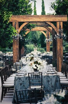 an elegant country feel | California Wedding Day magazine | Your CA Wedding Resource | Luxury rentals from Rrivre Works