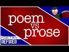 eSpark Learning: Identifying Differences in Poetry, Prose, and Drama Instructional Video (4.RL.5) - YouTube