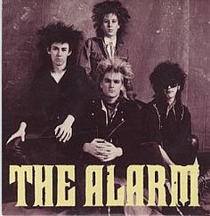 The Alarm rocked it.