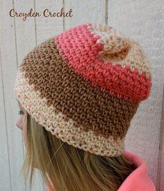 Sunrise Slouch - croyden crochet