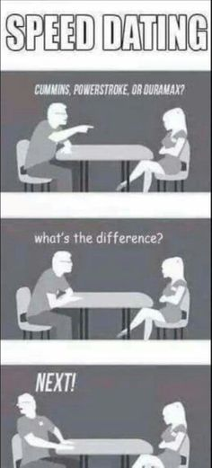Speed dating #CountryLife