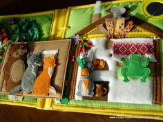 Первые сказки Christmas Activities, Book Activities, Felt Board Stories, Felt Quiet Books, Busy Book, Book Making, Felt Crafts, Childrens Books, Baby Gifts