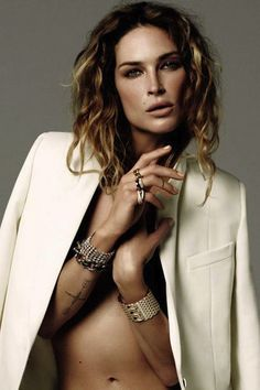 Erin Wasson - Modelic Edge A model with beauty, tattoos, and the perfect dash of edginess? Erin Wasson, Vogue, Sexy Tattoos, Tatoos, Inked Girls, Tattooed Girls, Girl Crushes, Style Icons, Beautiful People