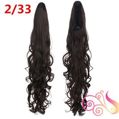 New 170g 28'70cm Women Curly Ponytail Fashion Synthetic drawstring Ponytail Hair Extension Clip In On Ponytail Hair Extension