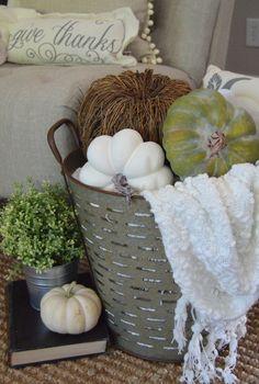 Fall Home Tour Part 1| Home Remedies Rx.com