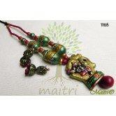 terracotta-traditional-religious-jewelry-tr8  Maitri Crafts www.maitricrafts.com https://www.facebook.com/maitricrafts.maitri