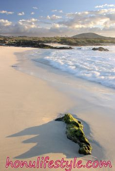 Imagine yourself lying on this beach......#hawaii  http://www.honulifestyle.com/