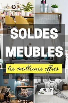 Soldes meubles : les meilleures offres des soldes pour acheter du mobilier pas cher