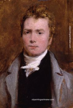 David Wilkie Self-Portrait - David Wilkie painting for sale online outlet, painting Authorized official website Photo To Oil Painting, Oil Painting For Sale, Painting Art, Painting Portraits, William Turner, Rey George, David Wilkie, Art Paintings For Sale, Oil Paintings