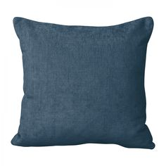 Dekokissen Arashi - Webstoff - Meerblau