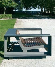 Bancs & Fauteuils Néo | Mobilier urbain, Univers & Cité