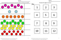 This Math Fun With Shapes packet will help student identify the different shapes. Plus they will be able to practice their math skill as they count, add and subtract the different shapes used. This Math Fun With Shapes packet consists of 19 pages of worksheets using various shapes.  These worksheets are appropriate for use in a daycare, preschool, kindergarten and first grade classroom. They may also be used as independent tasks for children with autism or other special education needs.