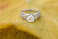 Erika + Joel | A Beautiful Autumn Engagement | Candice Adelle Wedding + Engagement Photography | VA DC MD Photographer