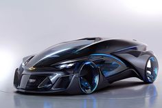 Canadian Auto Network pin: Chevy Self Driving Concept Car. Thought Self-Driving Uber Cars Would Kill Auto Ownership? Transport Futur, Shanghai, Volkswagen, Automobile, Futuristic Cars, Futuristic Design, Koenigsegg, Future Car, Electric Cars