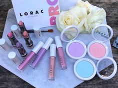 Lorac's new makeup collection is a pastel love letter to something Los Angeles is famous for — BRUNCH